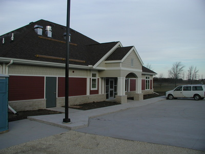 Kid's Corner daycare, Winthrop, Iowa