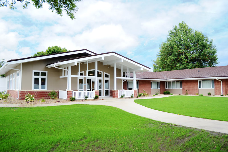 Rotary Senior Living Memory Unit - Eagle Grove, Iowa