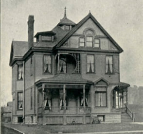 Judge Platt house, 515 East Third Street, Waterloo, Iowa, 1894