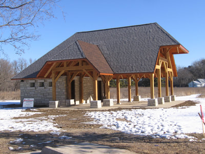 Decorah Interpretive Center, Decorah, Iowa