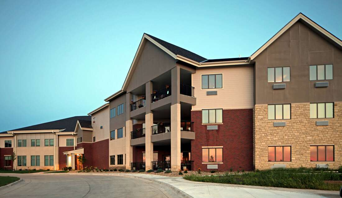 Western Home Communities, The Deery Suites, Cedar Falls, Iowa